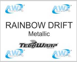 Rainbow Drift Metallic