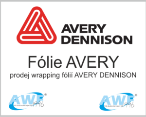 AVERY wrapping fólie